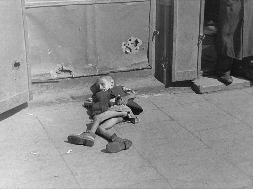 ვარშავის გეტო, 1941 წელი – აკრძალული ფოტოები
