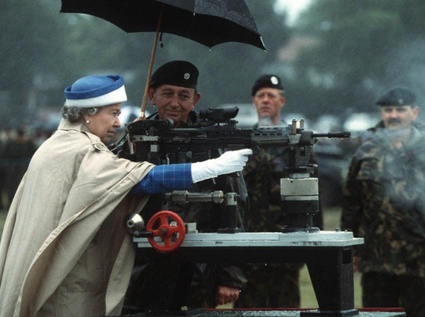 წარმოუდგენელი ფაქტები დიდი ბრიტანეთის დედოფლის შესახებ