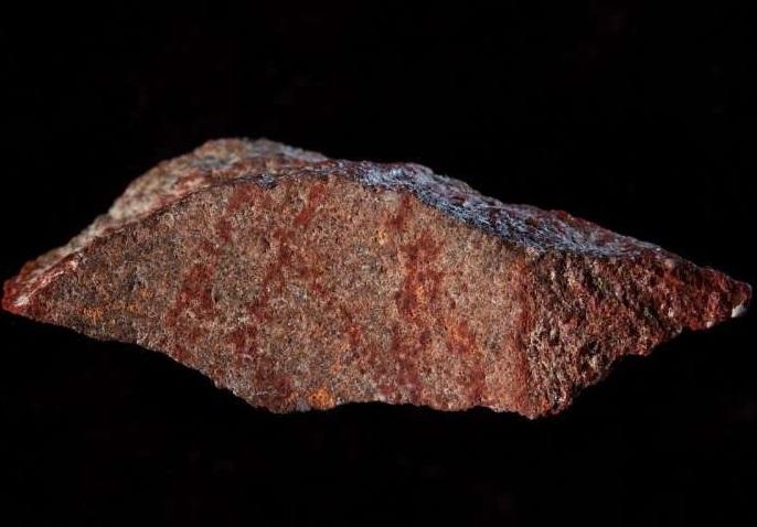 სამხრეთ აფრიკაში 73 000 წლის ნახაზი აღმოაჩინეს და ის ჰეშთეგს ჰგავს