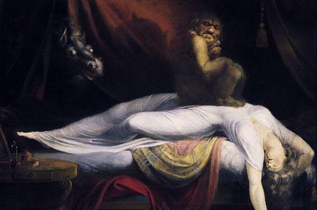 ბებერი ჯადოქრის სინდრომი: რატომ არის საშიში ძილის დამბლა
