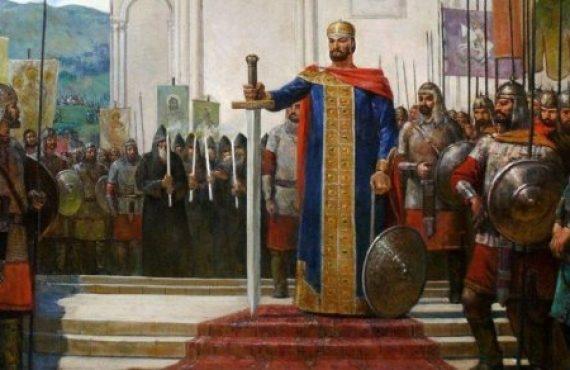 რატომ დააჭრა ქუსლები დავით აღმაშენებელმა უღირს სამღვდელოებას