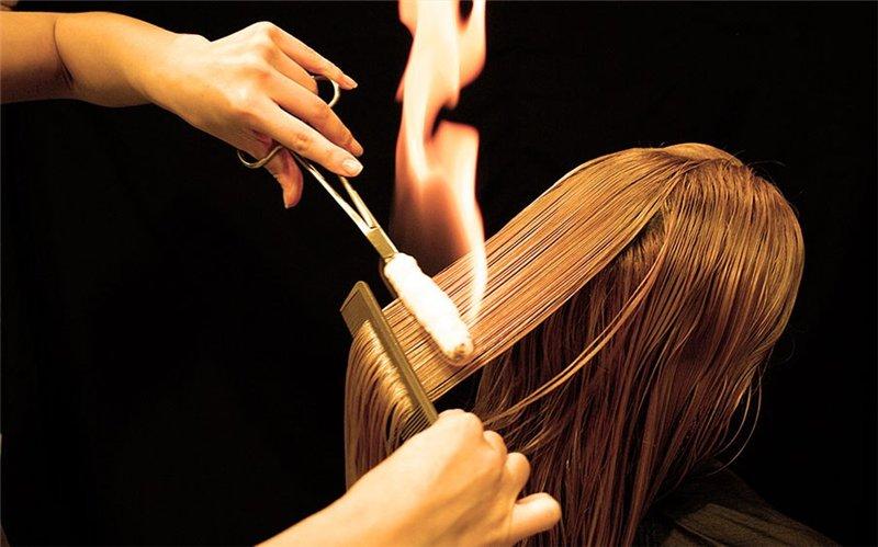 ცეცხლთან თამაში: თმის შეჭრა პიროფორეზის მეთოდით