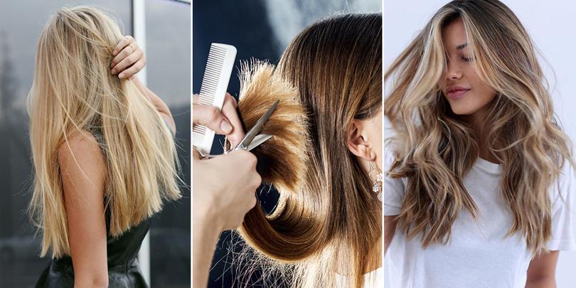 ჯანსაღი და გრძელი თმის საიდუმლო – მარტივი მეთოდი დაზიანებული ბოლოების მოსაშორებლად