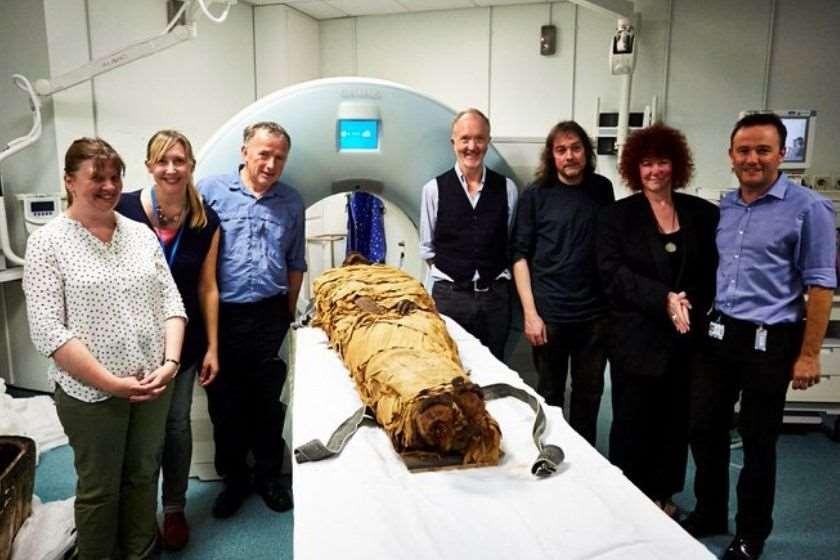 მეცნიერებმა 3 ათასი წლის წინ გარდაცვლილი ეგვიპტელი ქურუმის ხმა აღადგინეს