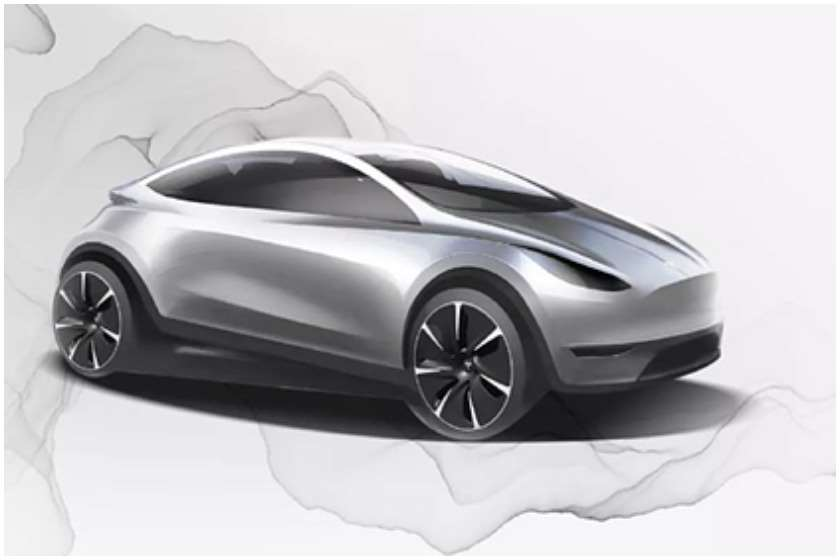 ავტომწარმოებელმა Tesla-მ ახალი მოდელის მაკეტი გაასაჯაროვა