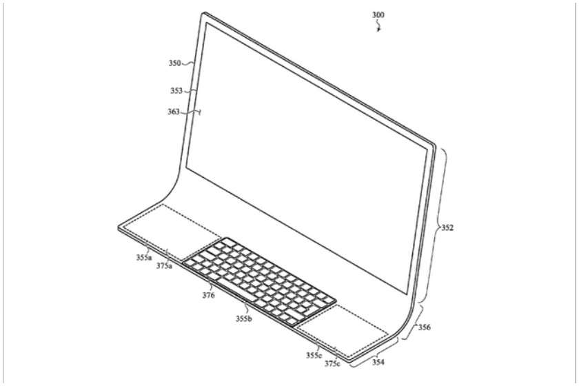 Apple-მა დააპატენტა iMac-ი, რომელსაც მინის კორპუსი ექნება