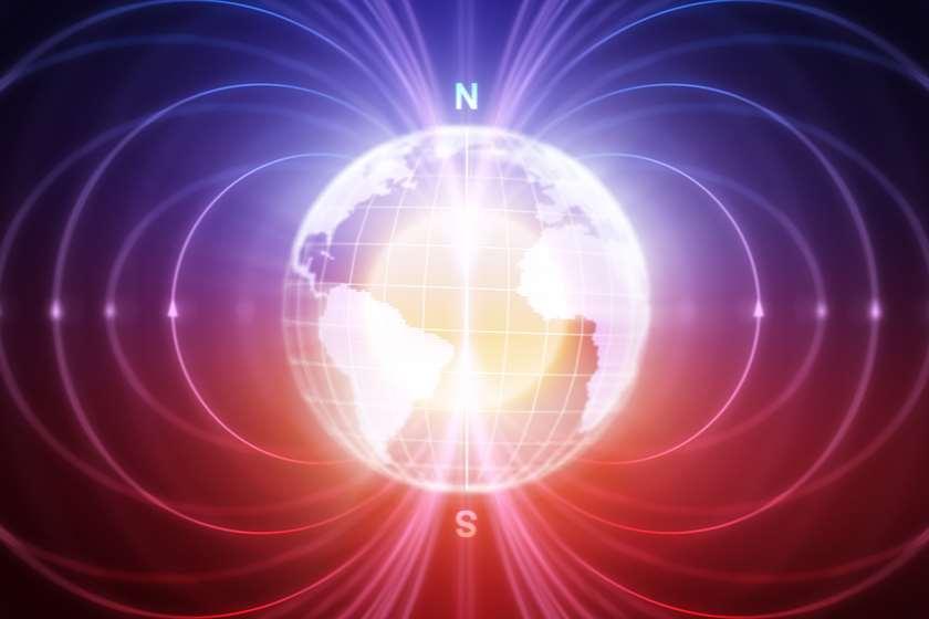 მეცნიერებმა დედამიწის მაგნიტური ველის ასაკი დაადგინეს