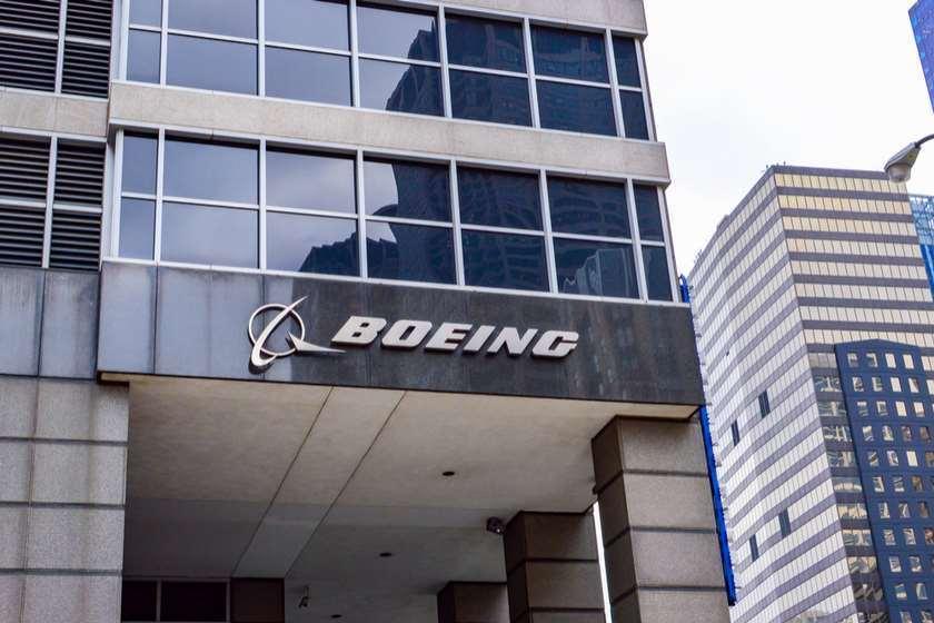 Boeing-მა თვითმფრინავის ახალი მოდელი გამოსცადა