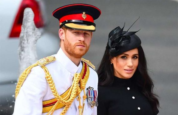 მეგან მარკლმა მეგობრებს განუცხადა, რომ ელისაბედ მეორე მას Sussex Royal-ის ბრენდის გამოყენებას ვერ აუკრძალავს