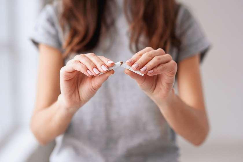მოწევაზე უარის თქმის შემთხვევაში მწეველის ფილტვებს აღდგენა შეუძლია