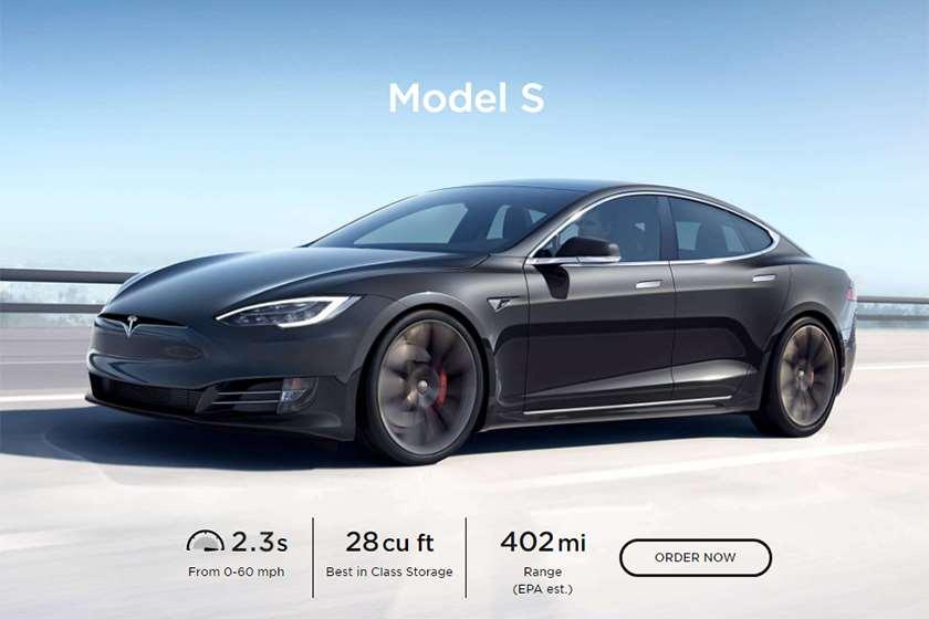 Tesla-მ წარადგინა ელექტრომობილი, რომელიც ერთი დატენვით 647 კილომეტრს გადის