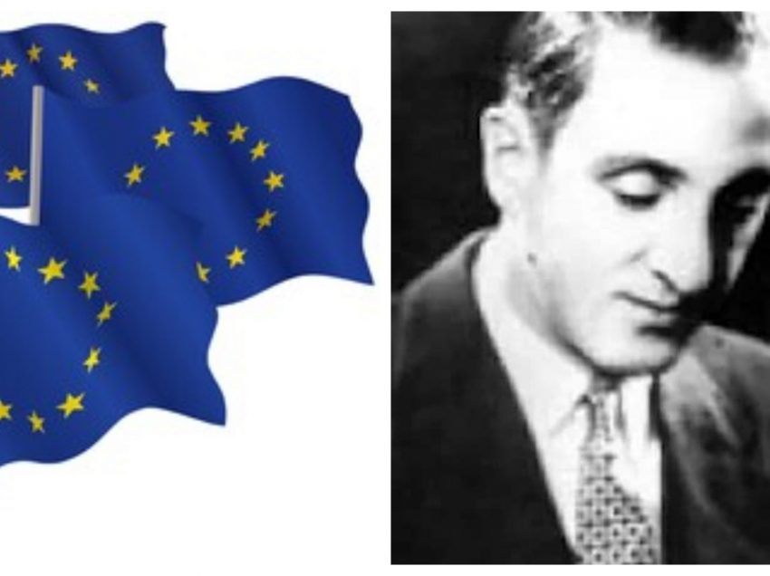ვინ არის ევროკავშირის ქართველი იდეოლოგი – მან ამ იდეაზე 1958 წელს, ბრიუსელში ფორუმზე ისაუბრა