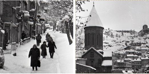 გაინტერესებთ, რატომ აღარ თოვს თბილისში? – როგორ შეიცვალა ზამთარი დედაქალაქში