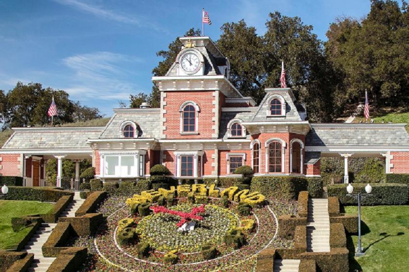 მაიკლ ჯექსონის მამული, Neverland-ი $28.8 მილიონად გაიყიდა. ფოტოები