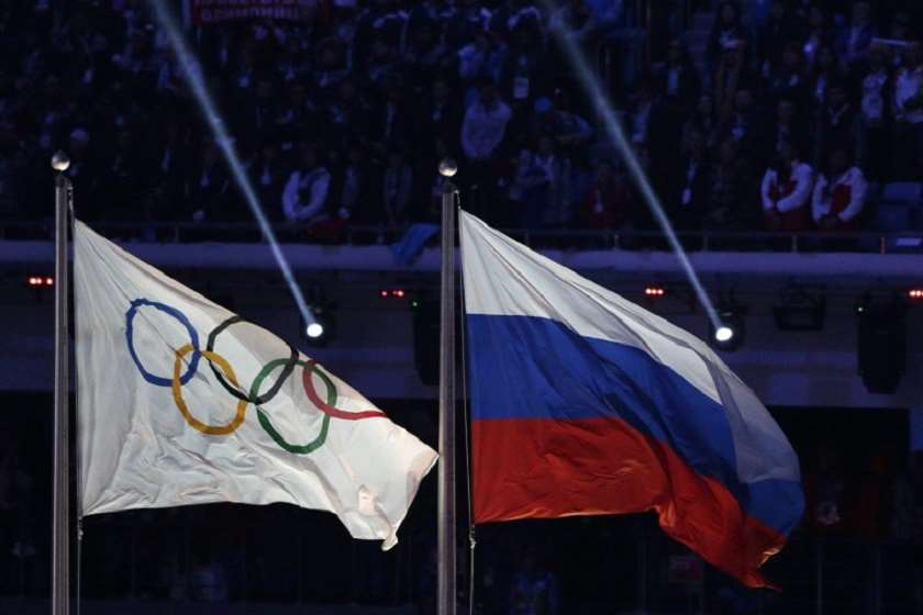 მომდევნო ორ ოლიმპიადაზე რუსეთს საკუთარი სახელის, დროშისა და ჰიმნის გამოყენება აეკრძალა