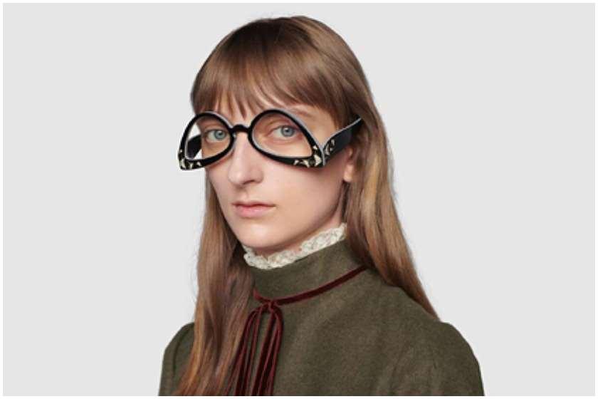 Gucci-მ ახალი სათვალე გამოუშვა