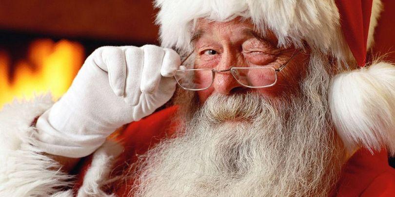 ვინ არის სანტა კლაუსი?
