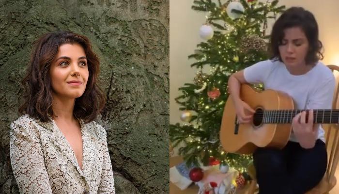 """""""საუკეთესო სიმღერაა, რაც ოდესმე ვინმეს დაუწერია"""" – ქეთი მელუა საშობაო მილოცვას აქვეყნებს (ვიდეო)"""
