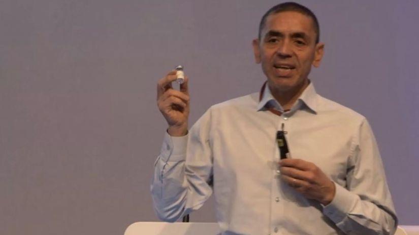 როდის იქნება შესაძლებელი კორონავირუსის სრულად გაკონტროლება? – Pfizer-ის ვაქცინის შემქმნელის განმარტება