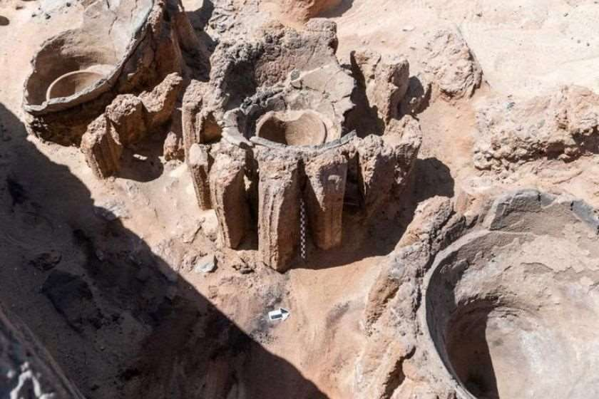 ეგვიპტეში 5 ათასი წლის წინ აშენებული ლუდსახარში აღმოაჩინეს