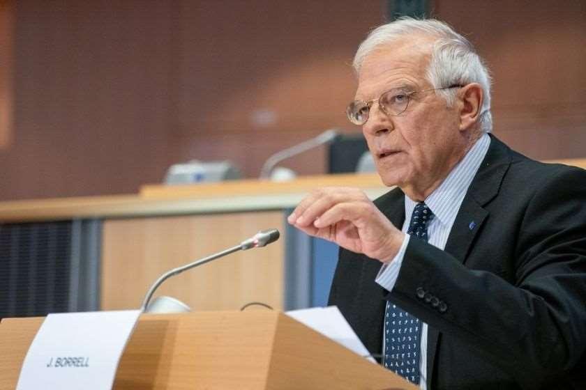ჟოზეფ ბორელი: ჩვენ სრული მხარდაჭერა გვაქვს საქართველოს ტერიტორიული მთლიანობის, სუვერენიტეტისა და კონფლიქტის მშვიდობიანი გადაწყვეტის მიმართ