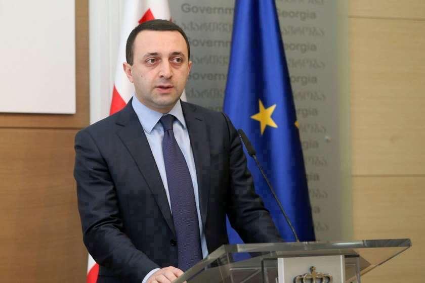 ირაკლი ღარიბაშვილი: რუსეთის მზარდი სამხედრო აქტიურობა რეგიონში მოითხოვს ევროკავშირის პროაქტიულ ჩართულობას