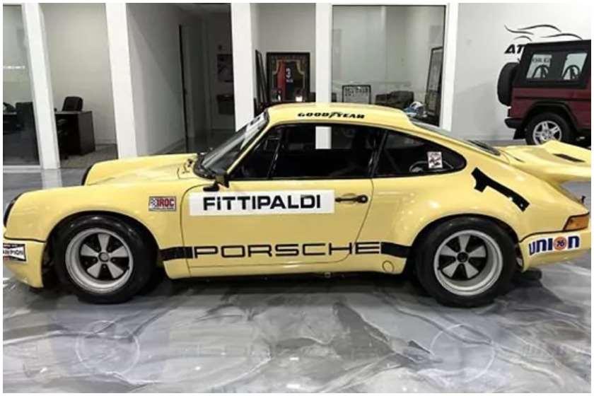 პაბლო ესკობარის Porsche აუქციონზე გაიყიდება