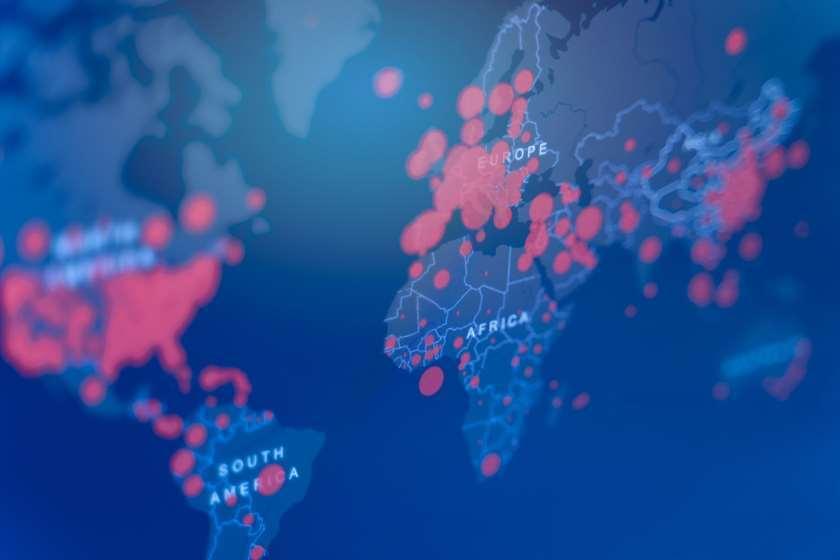 მსოფლიოში კორონავირუსის შემთხვევების რიცხვმა 122 მილიონს გადააჭარბა