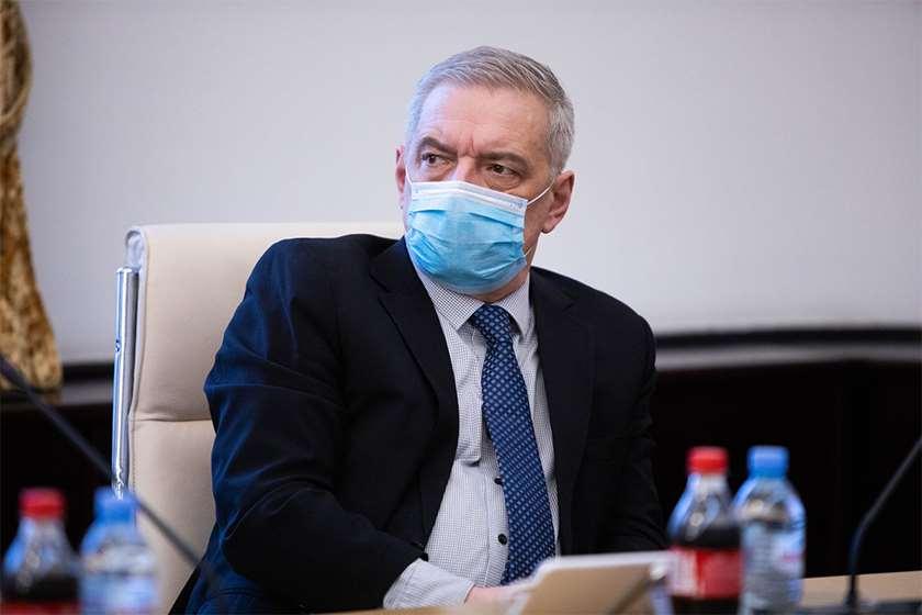 გიორგი ვოლსკი კულტურის მინისტრის თანამდებობაზე თეა წულუკიანის კანდიდატურას მხარს უჭერს