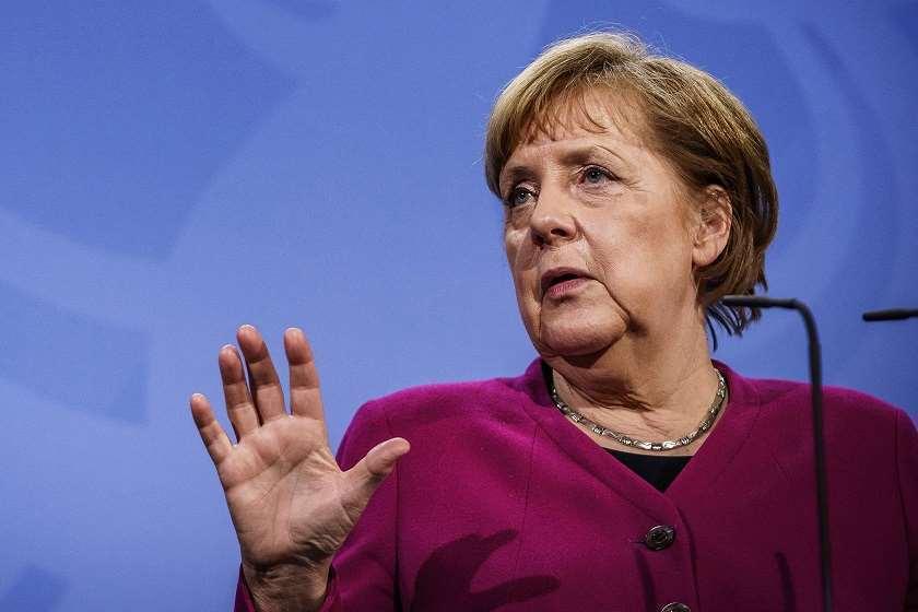 """ანგელა მერკელი: გერმანია მზად არის, """"თალიბანს"""" დაელაპარაკოს, რათა ბოლო 20 წლის მიღწევები შეინარჩუნოს"""