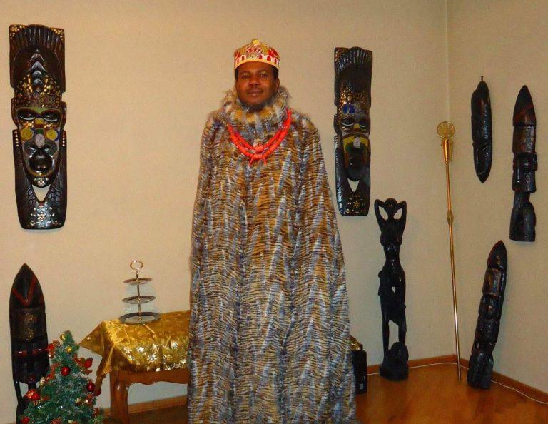 ვინ არის ნიგერიელი მეფე რიჩარდ არინზე ოგბუნუჯუ , რომელიც თბილისის მერობისთვის იბრძოლებს