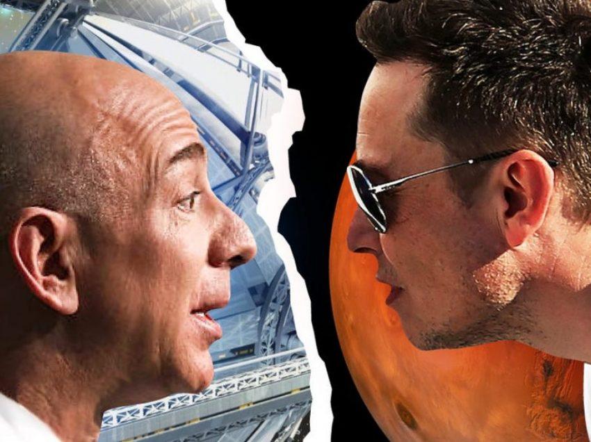 ჯეფ ბეზოსის კომპანიის სარჩელის გამო, NASA-მ ილონ მასკის SPACEX-თან კონტრაქტი შეაჩერა