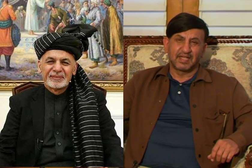 """ავღანეთის ყოფილი პრეზიდენტის, აშრაფ ღანის ძმა """"თალიბანს"""" შეუერთდა"""