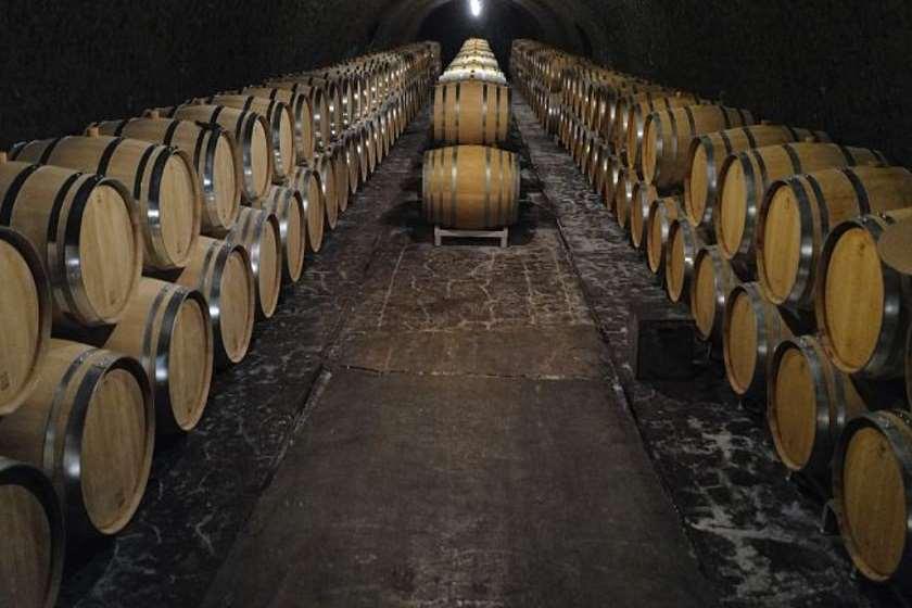 2021 წელს ფრანგული ღვინის წარმოება თითქმის მესამედით შემცირდა