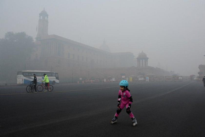 კვლევა: ჰაერის დაბინძურებას ბავშვებში სიმსუქნისა და ასთმის გამოწვევა შეუძლია