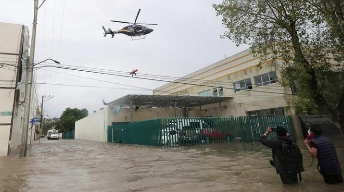 წყალდიდობის შედეგად დატბორილ კლინიკაში 15 კოვიდპაციენტი გარდაიცვალა (მაკედონია)